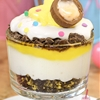 Cadbury Egg Inspired Easter Trifle