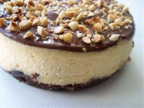 ferrero rocher cheesecake recept