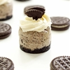 Cookies 'n Cream Mini Cheesecakes