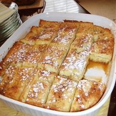 French Toast Bake