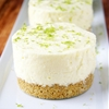 Mini Key Lime Pie Cheesecakes