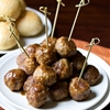 Spiced Apple Swedish Meatballs Recipe