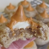 Pumpkin Spice Kiss Cookies