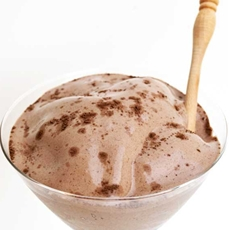 Clean Eating Chocolate Banana Ice Cream