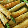 Asparagus Phyllo Appetizers