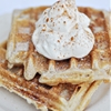 Snickerdoodle Cookie Waffles