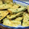 Easy Zucchini Parmesan