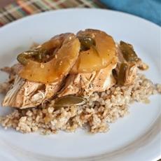 Crock Pot Hawaiian Chicken