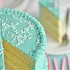 Classic Vanilla Butter Birthday Cake