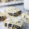 Cookies and Cream White Chocolate Blondies