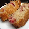 Paleo Strawberry Banana Bread