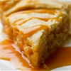 Vegan Caramel Apple Pie! With Caramel Sauce