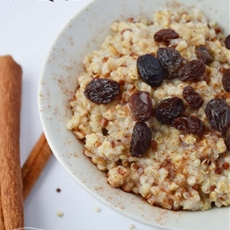 Overnight Oats with Quinoa