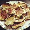 Eggplant Chips (Vegan)