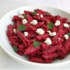 Penne in Roasted Beet Sauce