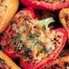 Southwestern Turkey and Quinoa Stuffed Peppers