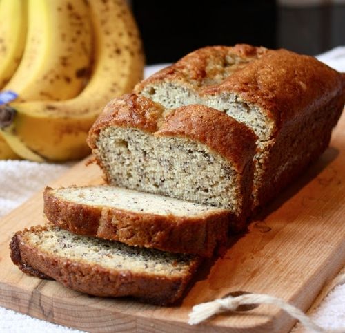 Julias banana bread