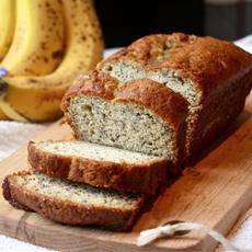 Julias banana bread