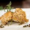 Easy diabetic recipe: Herb-crusted halibut