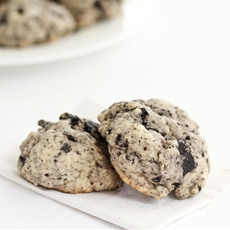 Cookies and Cream cookies