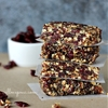 Homemade Energy Snack Bar