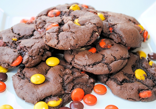 Chocolate Reeses Cookies Recipe: