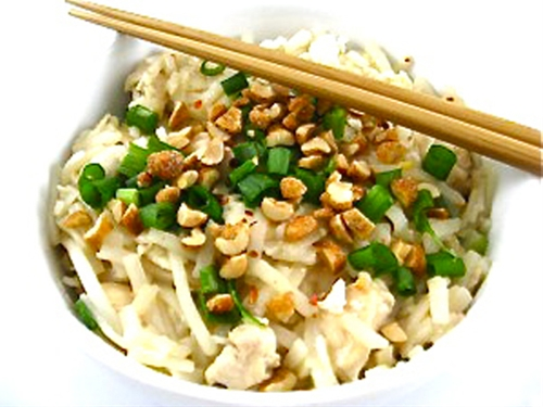 Skinnyfied Chicken Pad Thai