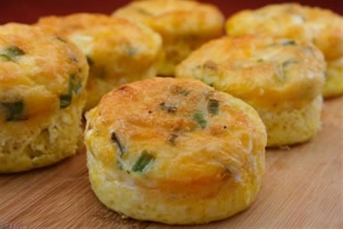 Egg muffins. zero carbs