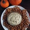 Sweet & Savory Pumpkin Cream Cheese Dip