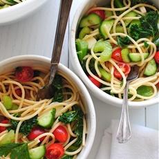 Spaghetti Summer Salad