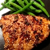 Asian Sesame Grilled Tuna Steak