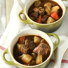 Irish Beef Stew (Slow Cooker) Recipe