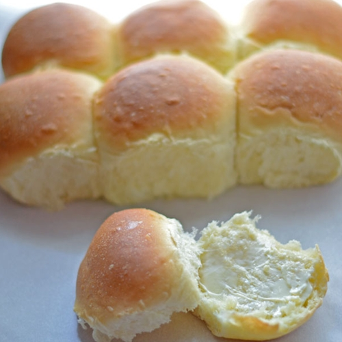 Homemade Yeast Rolls or Bread