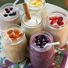 Make-Ahead Oatmeal Smoothies
