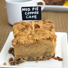 Mud Pie Coffee Cake
