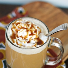 Slow Cooker Caramel Apple Cider