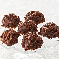 Ghirardelli® No Bake Chocolate Chews