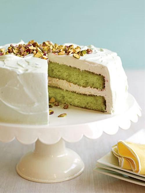 Pistachio cake recipe | Chefthisup
