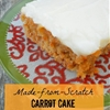 Made-From-Scratch Carrot Cake