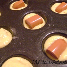 Jiffy Corn Dog Mini Muffins
