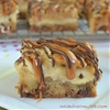 Caramel Apple Milky Way Cheesecake Bars and a Hop
