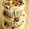 No Flour or Oil Banana Oat Greek Yogurt Muffins