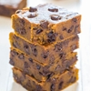 Soft Pumpkin Chocolate Chip Bars