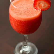 A Perfect Strawberry Daiquiri