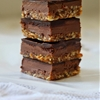 Gluten-free-No-Bake Nutella Bars