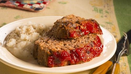 Savory Meat Loaf