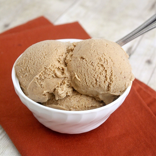 Gingerbread Ice Cream
