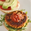 Vegan Chipotle Sweet Potato Burger