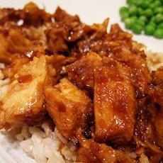 Honey Sauced Chicken