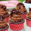 Brownie Batter Cupcakes